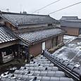 12/27今年の初雪は